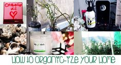 ORGANIC-ize Your Hom