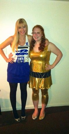 R2d2 And C3po Costumes R2D2 Halloween costume...