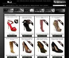 Fashion Shoes à distancia de um click