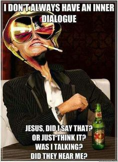 Hahaha Fear and Loathing in Las Vegas
