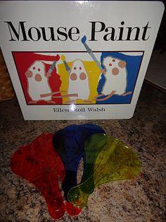 More Mouse Paint Ideas