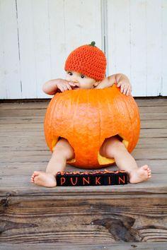Adorable idea for Halloween time :)