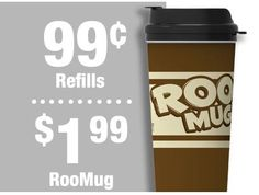 2014 Roo mug- ends 10/3  4 winners