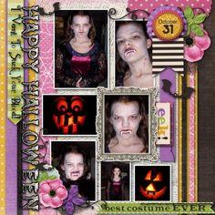 Spookalicous Bundle by Sheila Reid