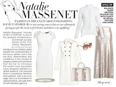 We've styled our favorite risk takers and rule breakers from the worlds of art, entertainment and fashion in some of our favorite trends of the season to inspire real-world looks for fall. #nataliemassenet
