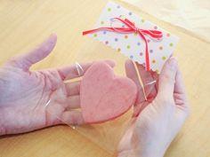 Make it This Weekend: Play Dough #Valentines (http://blog.hgtv.com/design/2013/02/08/make-it-this-weekend-play-dough-valentines/?soc=pinterest)