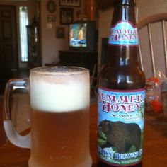 Big Sky Summer Honey (SHANE'S RATING: 4 out of 5)