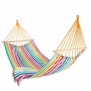 Marimekko Kimara Hammock: I can't imagine a more relaxing place to be.
