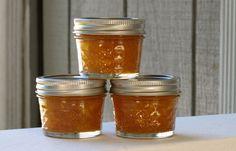 Honey Cinnamon PeachJam made with @Pomona's Pectin