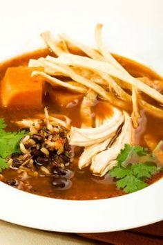 Tortilla Mexican Soup Recipe