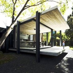 Elm & Willow House by Architects EAT