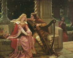 Tristan and Isolde Edmund Blair Leighton