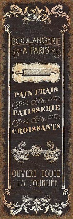 Illustration for french bakery (boulangerie)