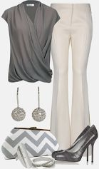 Lifestyle: Outfits  Sassy and classy  all in one!