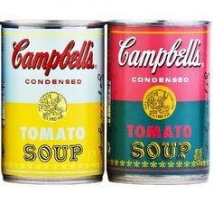 WooHoo! Now, Everyone Can Cook Warhol-Branded Campbell's Soup In 15 Minutes