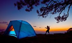 6 Tips to Green Your Camping Trip