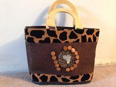 Beautiful african handmade purses