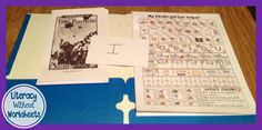 Back To School:  How to use 10 Cent Folders for Guided Reading!