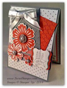 June 1, 2014 Secret Stamper: Mixed Bunch, Flower Shop, Petite Petals, Another Great Year