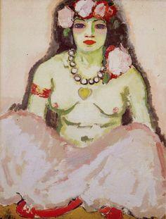 Kees van Dongen, Femme Orientale