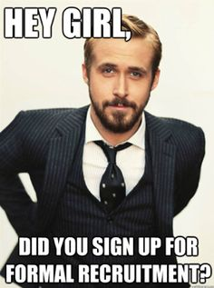 Sign up today at www.ung.edu/greek-life/recruitment.php!