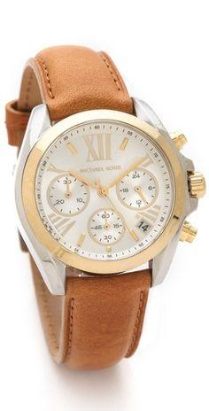 Michael Kors | loooove gold watches