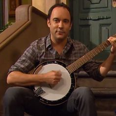Dave Matthews Sings with Grover