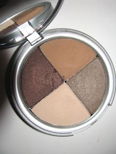 """""""This is the type of quad that can be all you need on a long weekend trip."""" -- The Beauty Alchemist on Votre Vu's Palette Play Nude Eyeshadow Quad  http://www.beautyalchemist.com/2014/05/votre-vu-nude-eyeshadow-quad-sultry-lip.html"""