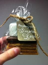 wedding favor - Sending S'more love (50). $110.00, via Etsy.
