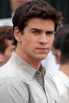 Liam Hemsworth  ....like brother like.... brother