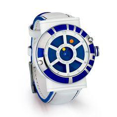 Star Wars R2-D2 Designer Watch