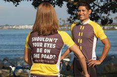 Cycling jersey  :-)
