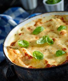 Tradycyjne cannelloni według Pascala #lidl #przepis #pascal #cannelloni - pyszniusie :P