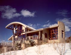 Baker Residence, Park City, UT by Charles Cunniffe Architects