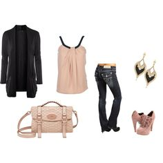 Lets do lunch, created by #shauna-rogers on #polyvore. #fashion #style H&M #Gucci