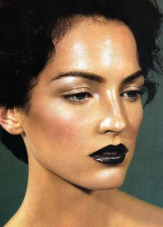 Iconic makeup by Kevyn Aucoin #visionary