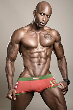 Sexy Black Men - Darrell Holloman...