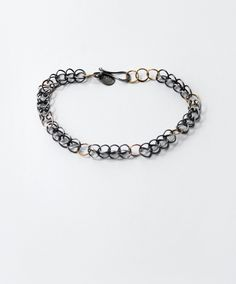 MELISSA JOY MANNING Woven Bracelet