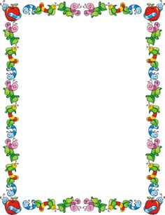 School Clip Art Line Border | frames backgrounds and clipart — Page 1 — FileTraffic.net