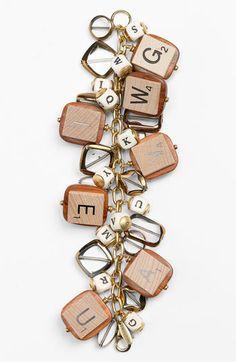 Lenora Dame 'Board Game' Charm Bracelet | Nordstrom