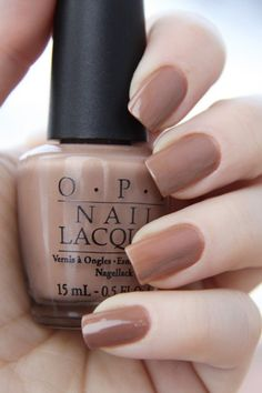 OPI - San Tan-tonio (try this with opi teenage dream as a top coat)