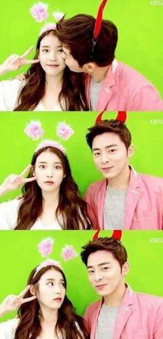 iu and jo jung suk dating