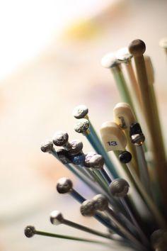 Needle art.