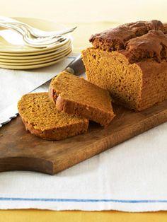 Get the recipe for Healthy Pumpkin Bread