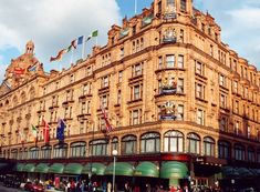 Since the store first opened its doors in 1849, Harrods has always prided itself on a reputation for excellence, that nothing is too much trouble to our customers, and finding the finest-quality merch