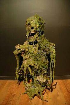 Moss Skeleton