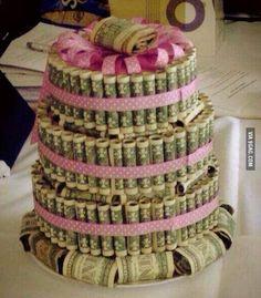 grad gifts, money tree, retirement parties, graduation gifts, graduation cake, gift idea, birthday gifts, wedding gifts, birthday cakes