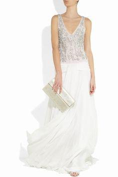 Vestido de novia para boda civil: Jay Ahr