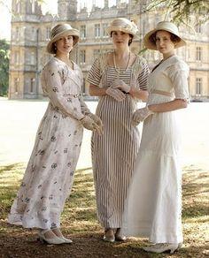 Downton Abbey, s. 1