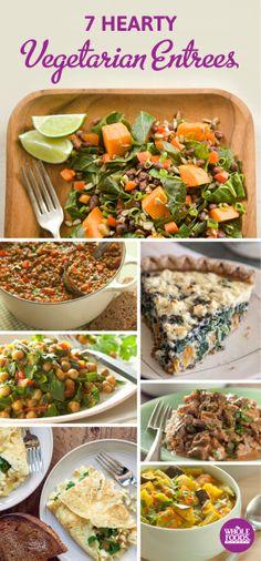 Looking for #vegetarian recipes? Weve got LOTS! #vegetarian #vegan #recipes